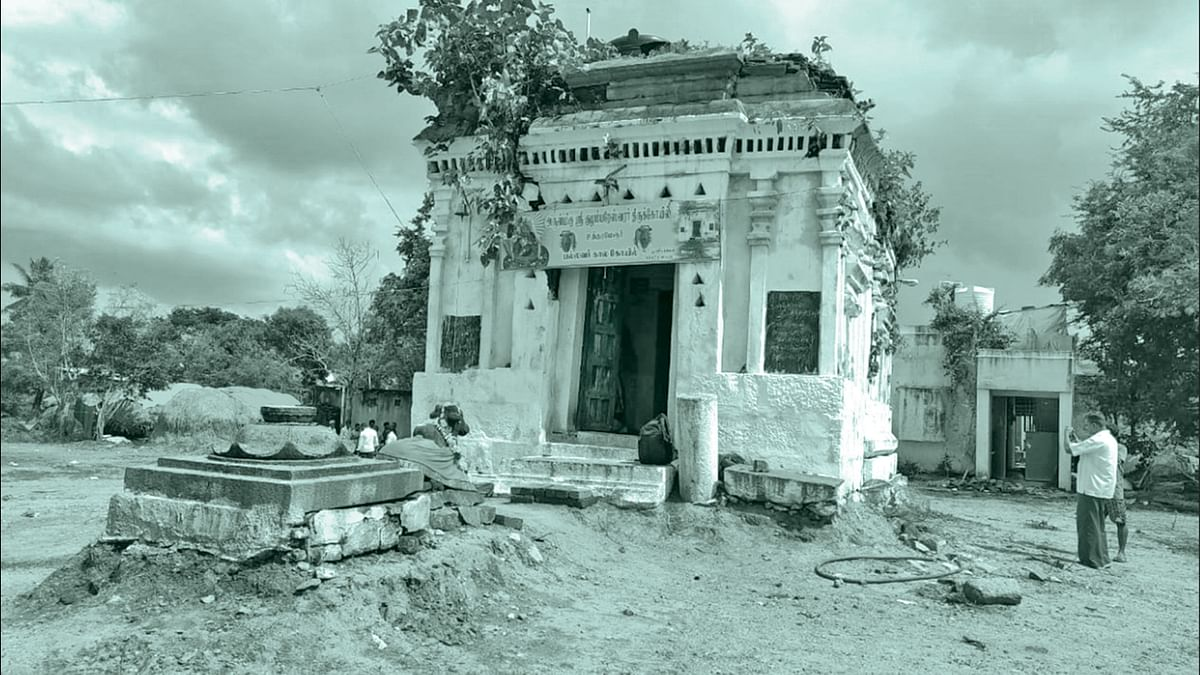 கொளம்பேஸ்வரர் கோயில்