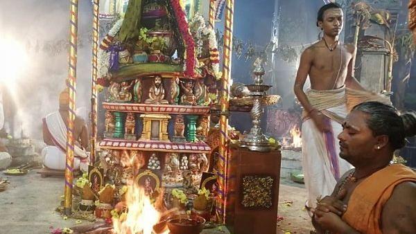 பிரத்யங்கிரா மகாசாந்தி யாகம்!