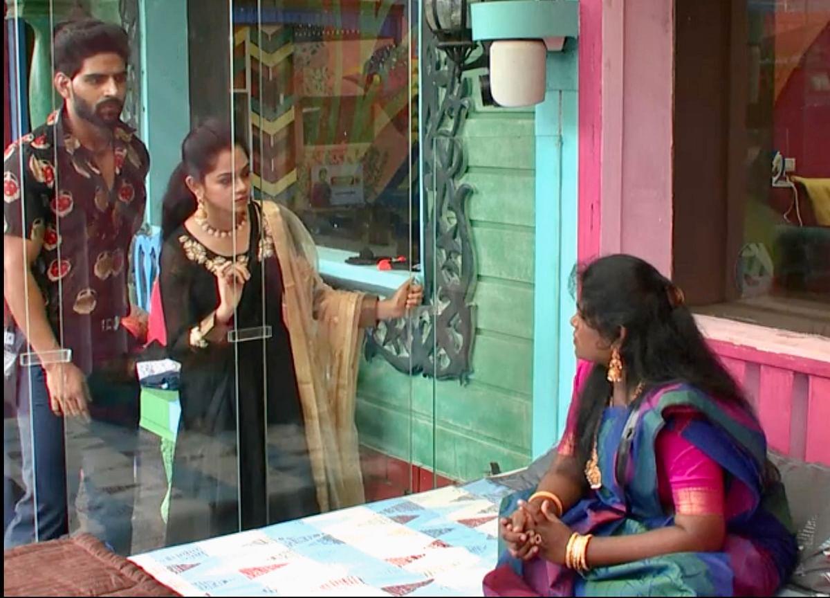 Bigg Boss Tamil Nisha