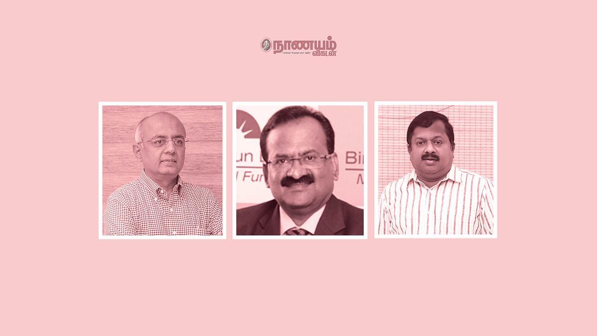 வ.நாகப்பன், கே.எஸ். ராவ், கு.சிவராமன்