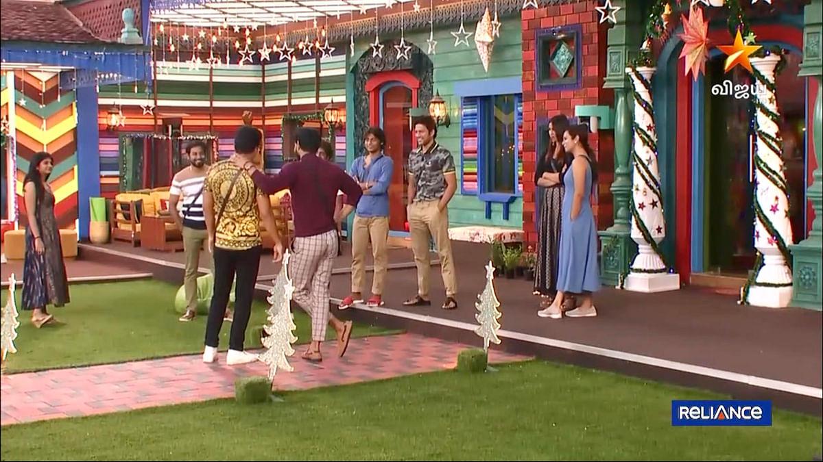 Bigg boss tamil contestants