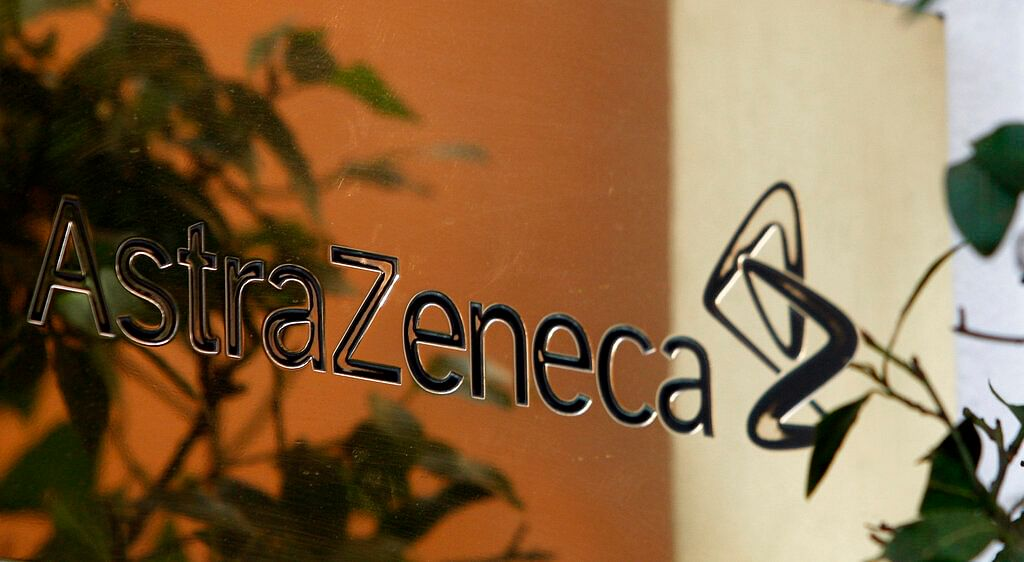 global headquarters of AstraZeneca in London