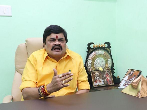 ``ரஜினி, அஜித்திடம் உண்மை இருக்கிறது!'' - சர்டிஃபிகேட் கொடுக்கிறார் ராஜேந்திர பாலாஜி!