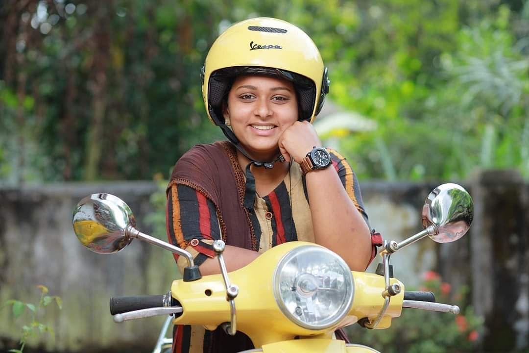 கேரள உள்ளாட்சியின் இளம் மக்கள் பிரதிநிதி ரேஸ்மா மரியம் றோய்