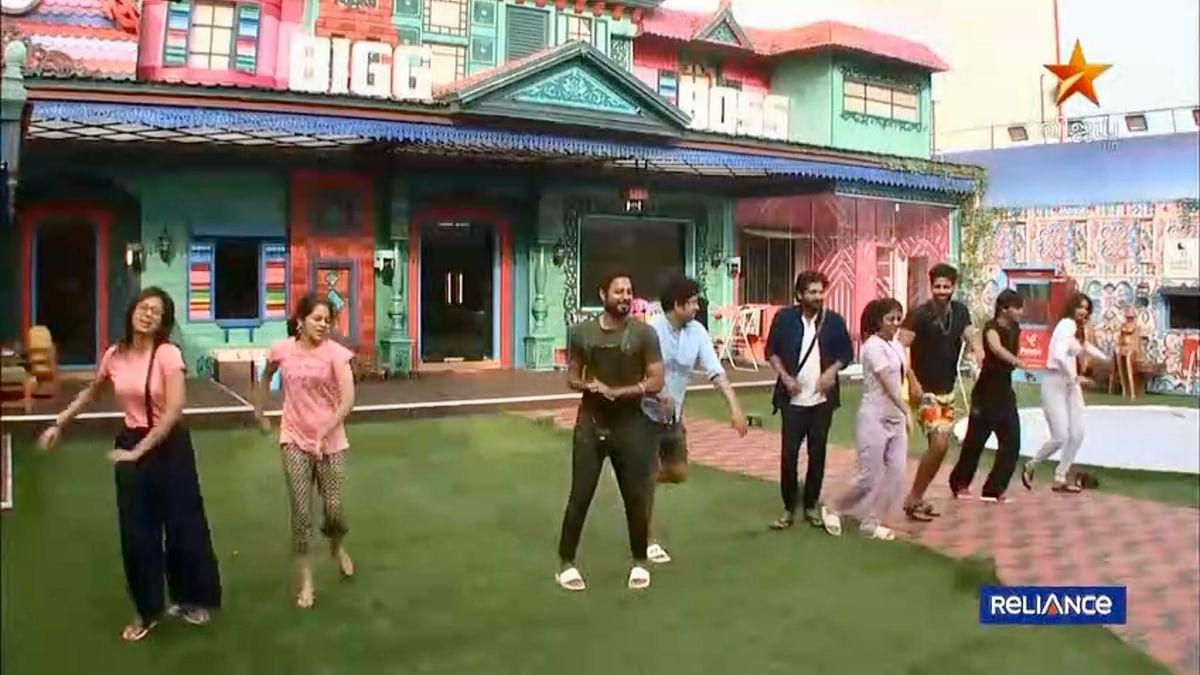 Bigg boss tamil season 4 yesterday episode highlights