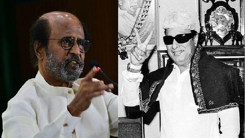 ரஜினிகாந்த் - எம்.ஜி.ஆர்