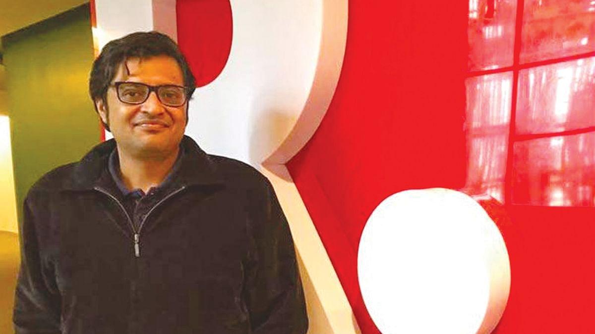அர்னாப் கோஸ்வாமி
