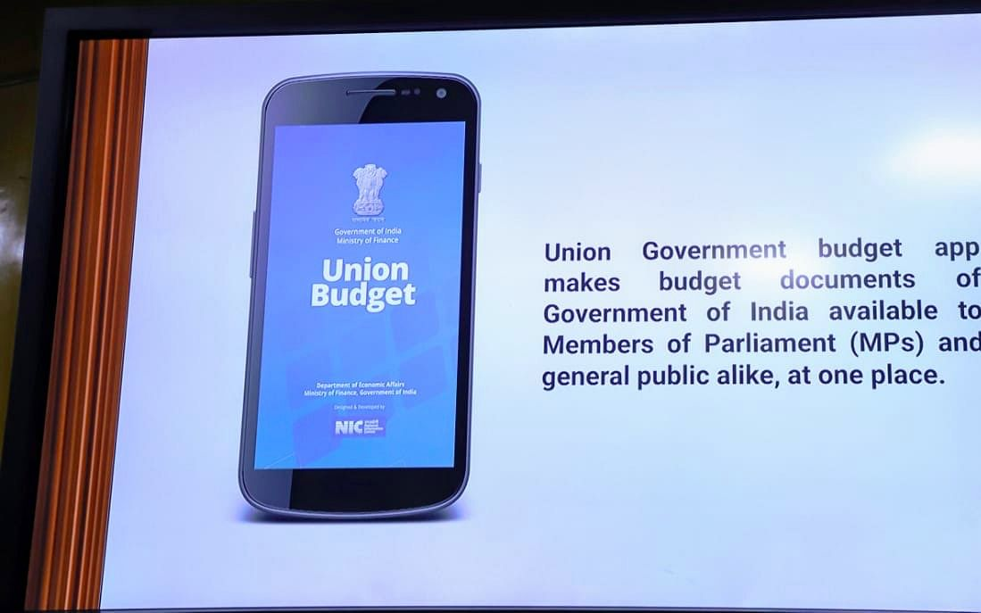 Union Budget 2021: இந்த ஆண்டு பேப்பர்லெஸ் பட்ஜெட்... அறிமுகமானது புதிய மொபைல் ஆப்