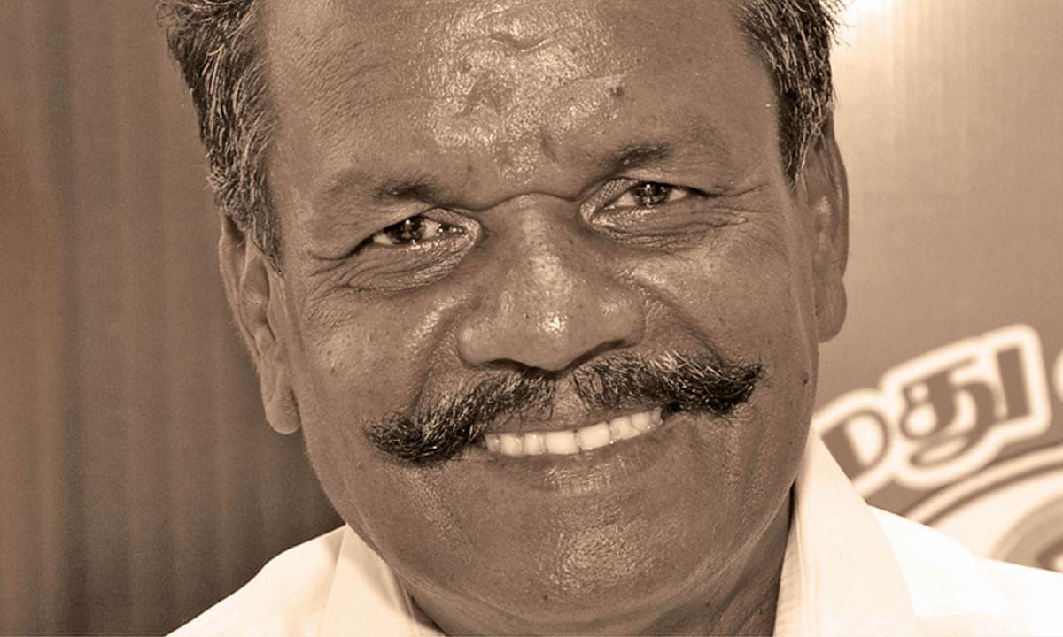 அமைச்சர் ஜி.பாஸ்கரன்