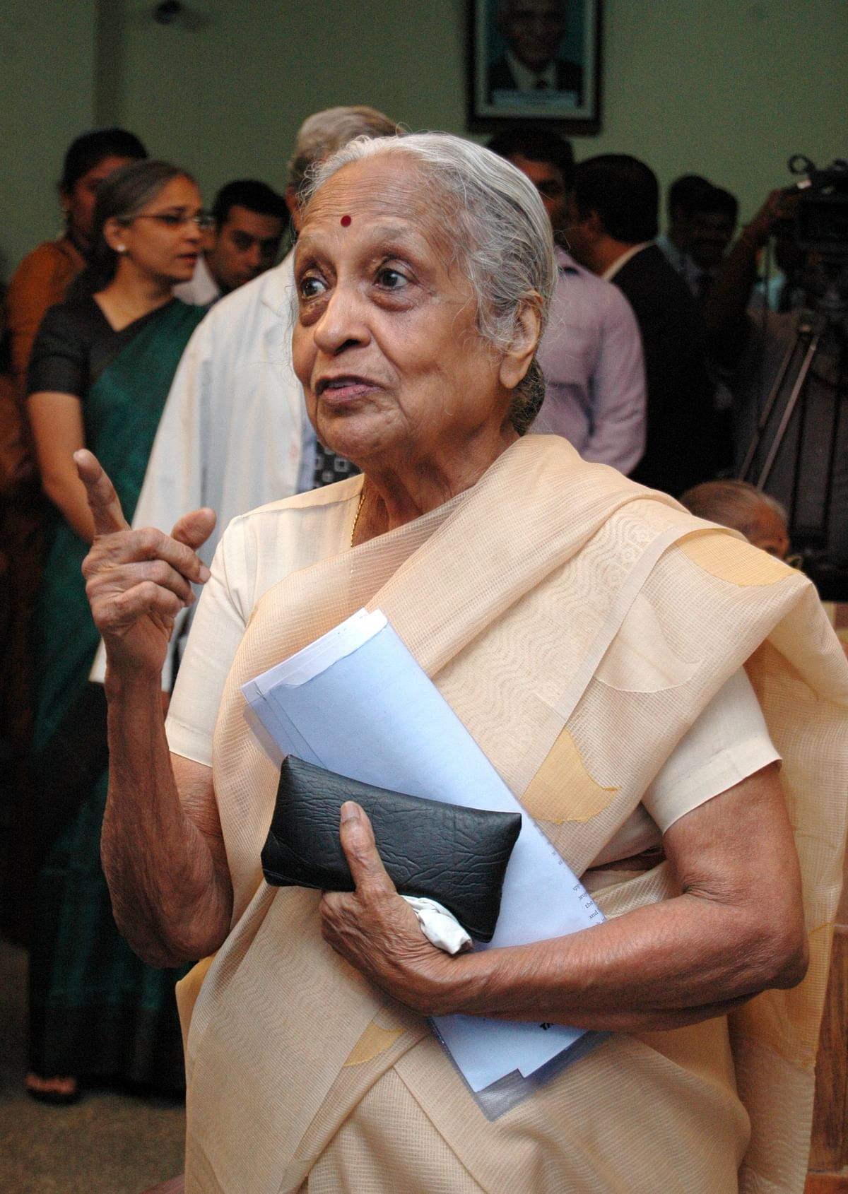 மருத்துவர் சாந்தா