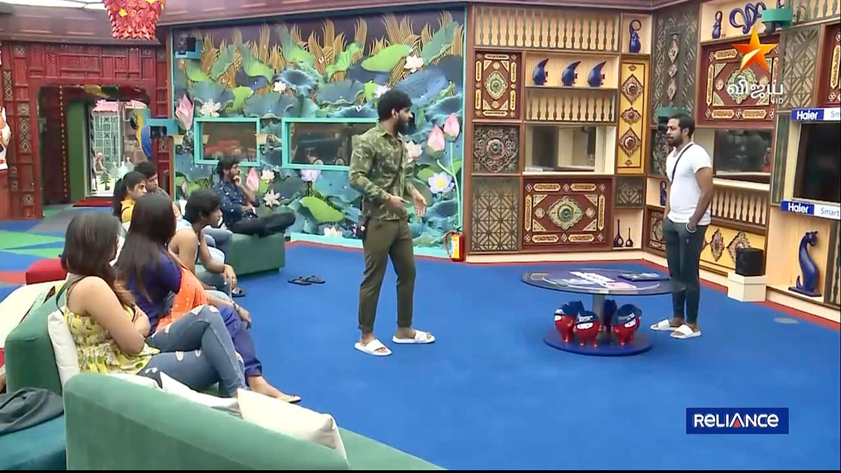 Bigg boss tamil season 4 highlights