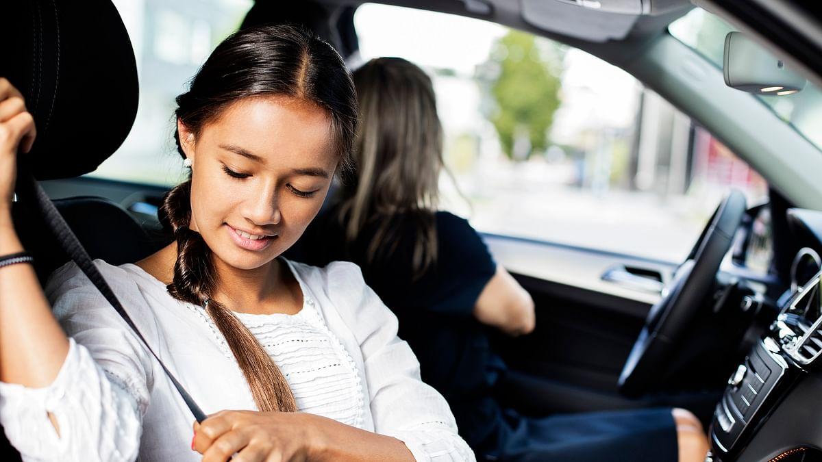 Autoliv Seatbelt