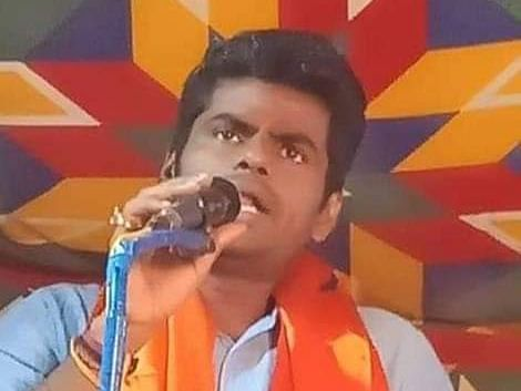 குமரி: `காங்கிரஸ் ஆட்சியில்தான் விவசாயிகள் தற்கொலை அதிகம்!' - சொல்கிறார் அண்ணாமலை