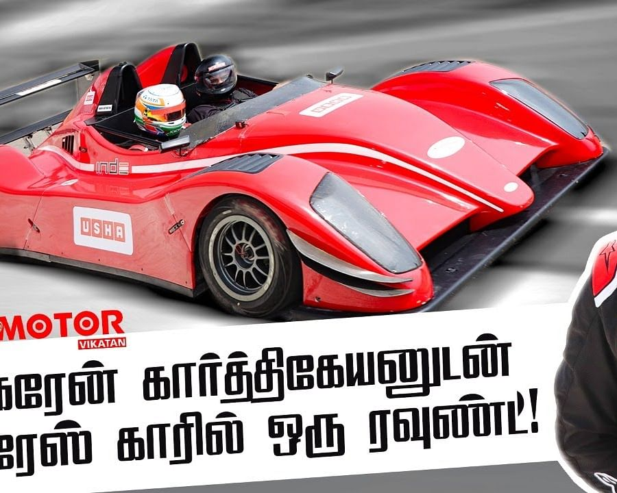 Narain Karthikeyan Interview