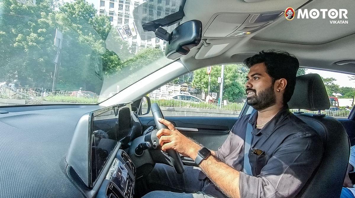 Motor Vikatan Reader Arjun