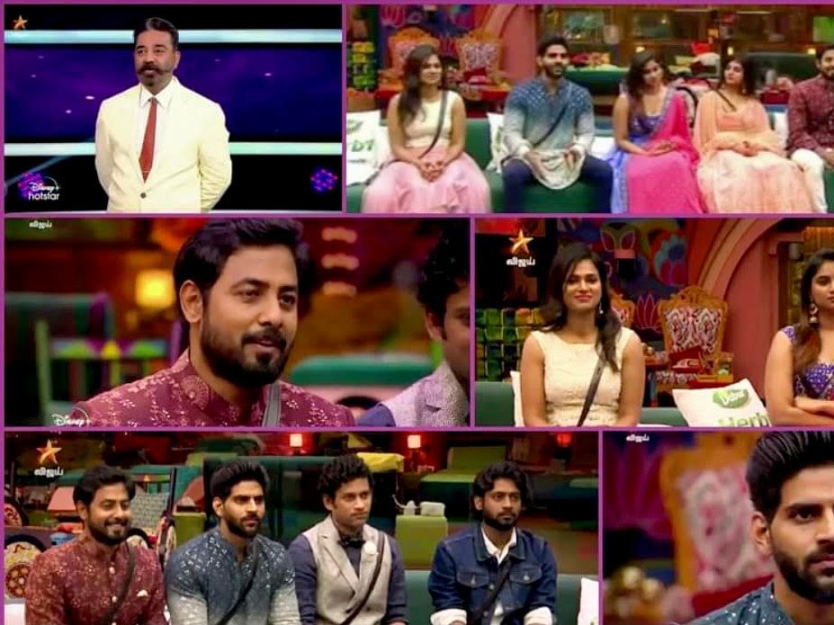BIGG BOSS TAMIL Season 4, Day 98 Review: Shivani evicted! Tense week in Bigg Boss!