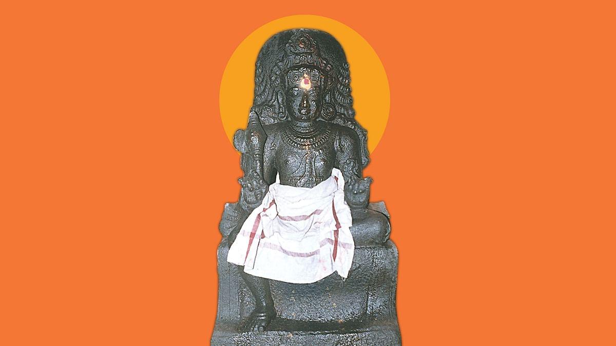 அதிகார சண்டிகேஸ்வரர்