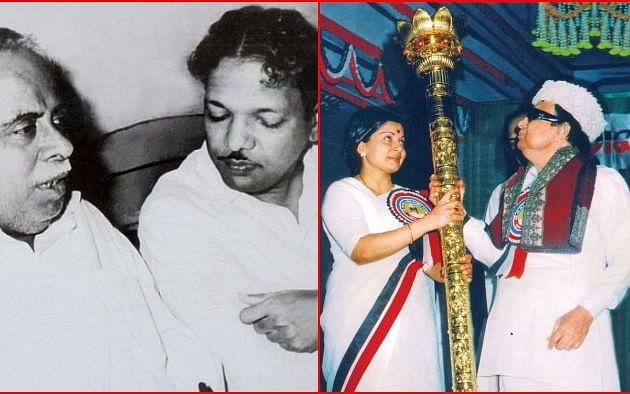தி.மு.க Vs அ.தி.மு.க: 1952 முதல் 2016 வரை தேர்தல் ஹைலைட்ஸ்!