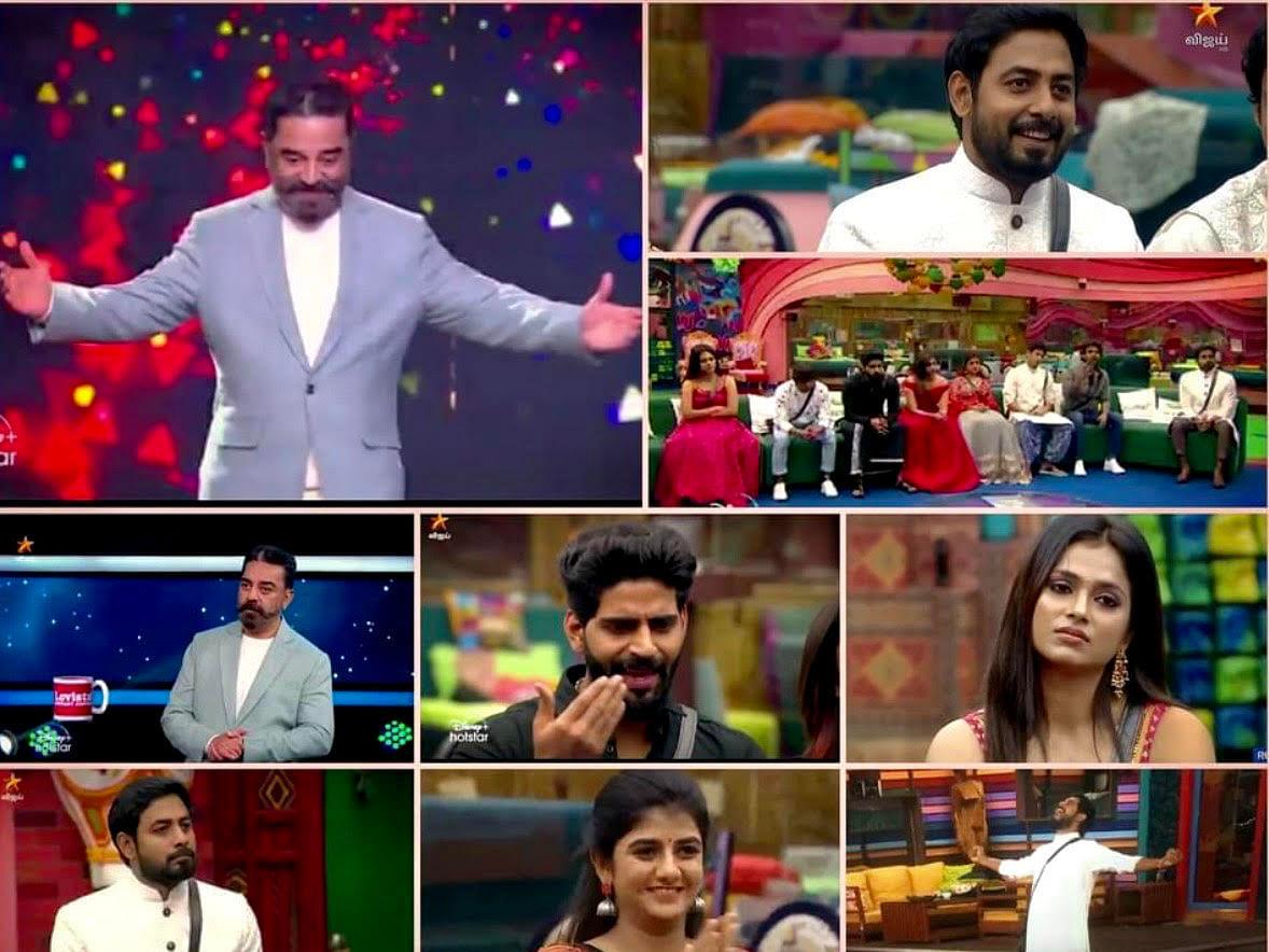 BIGG BOSS TAMIL Season 4, Day 90 Review: Kadamai, Kanniyam, Kattupadu = Kamal!
