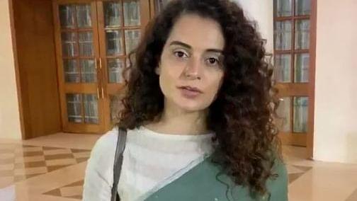 நடிகை கங்கனா