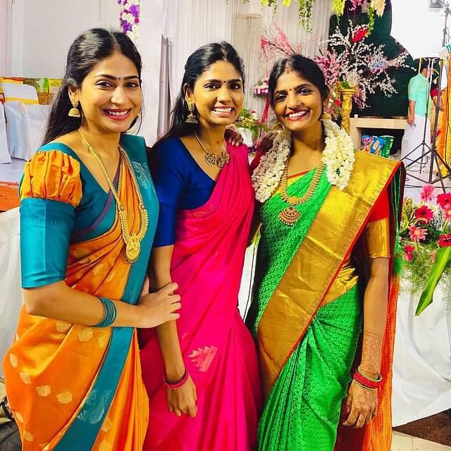 விஜயலட்சுமி, நிரஞ்சனி, கனி