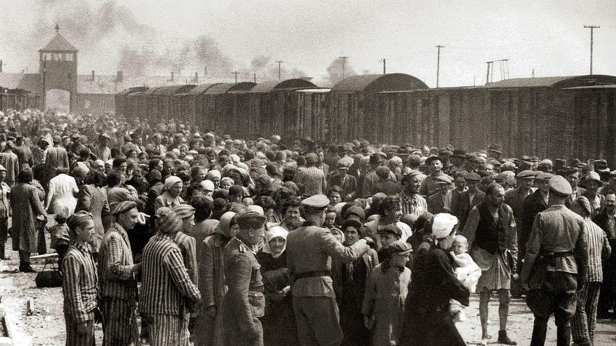 Auschwitz படுகொலைகள்