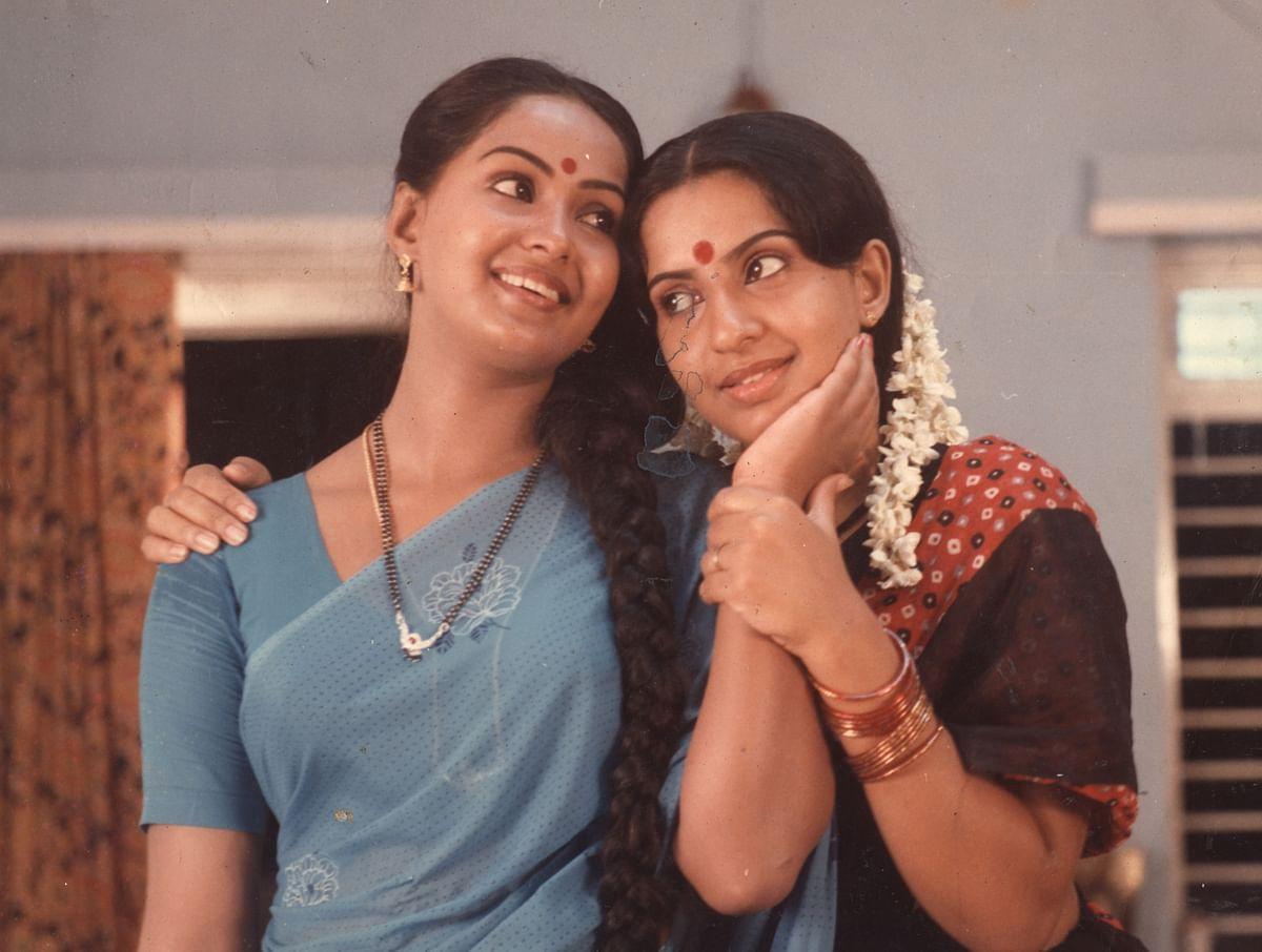 ராதா - அம்பிகா