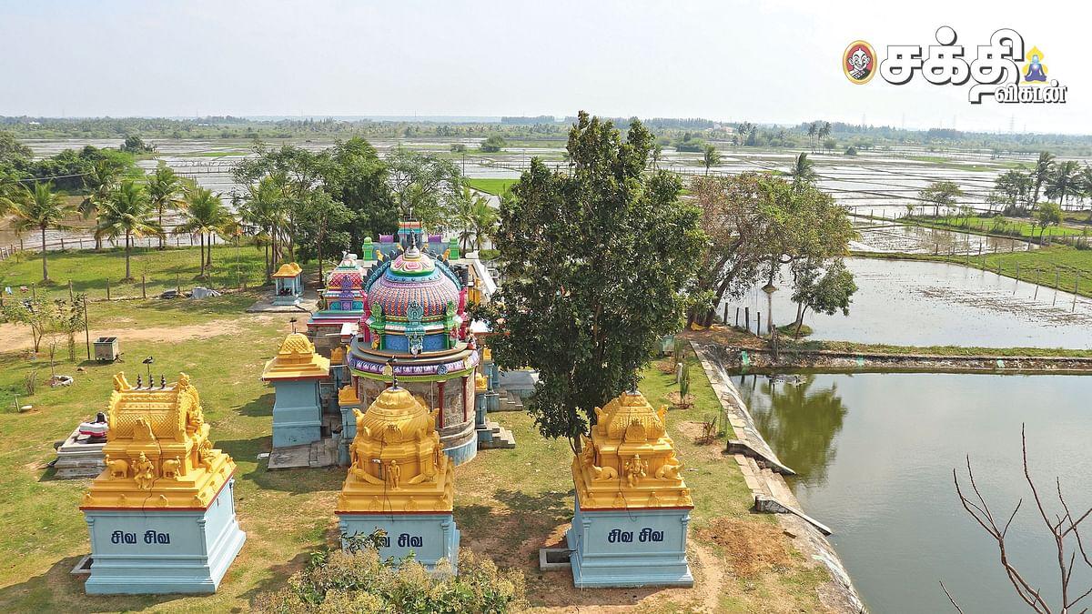 சிறுதாவூர் பூதகிரீஸ்வரர் கோயில்