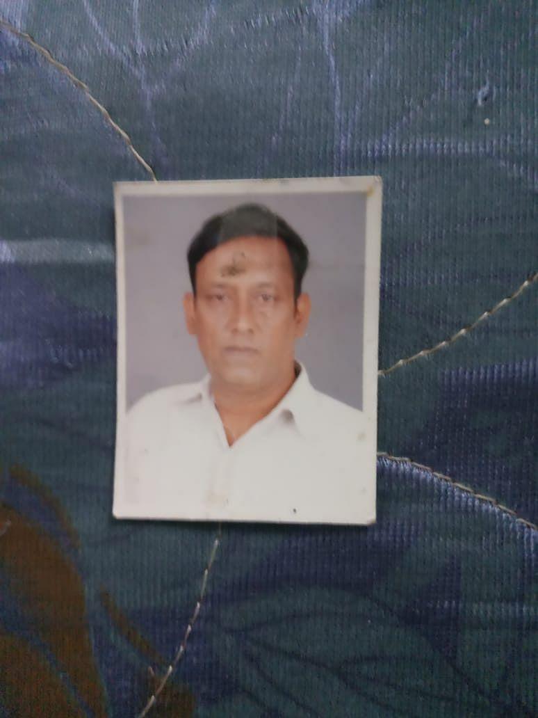 விவசாயி ரமேஷ்பாபு