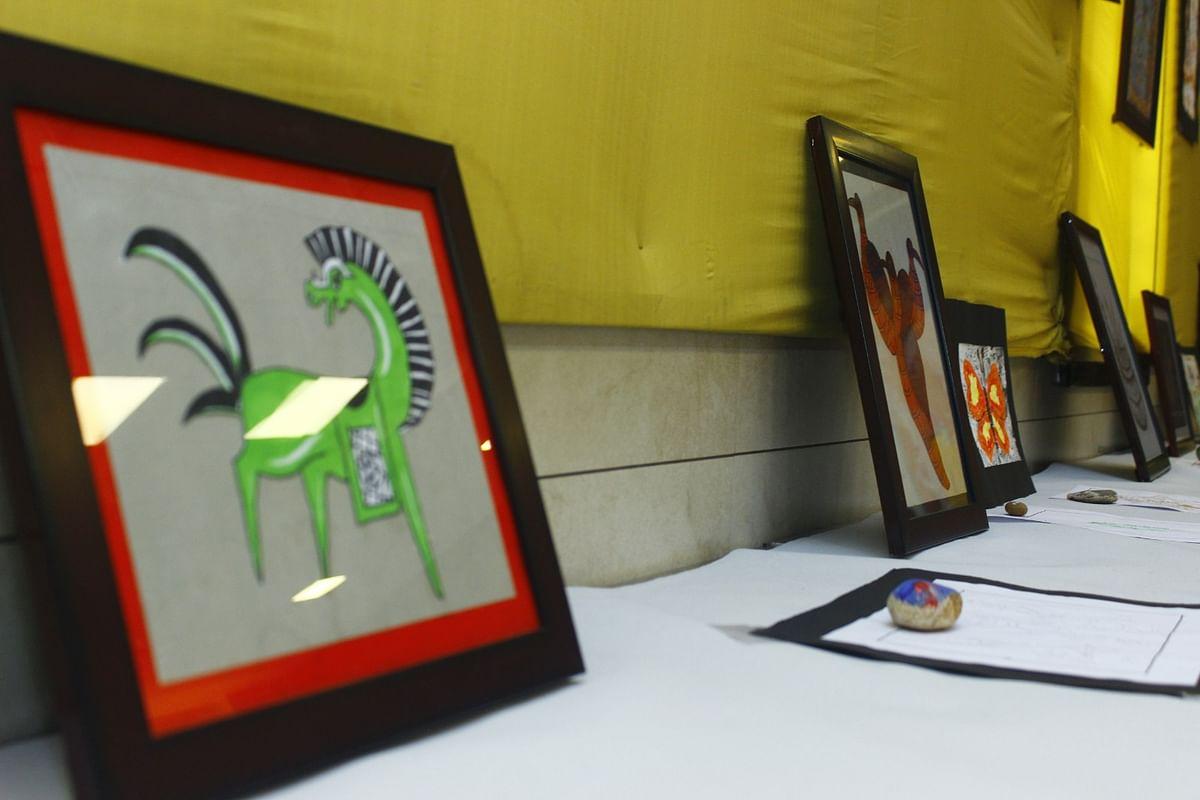 அக்ஷிதா வரைந்த ஓவியங்கள்