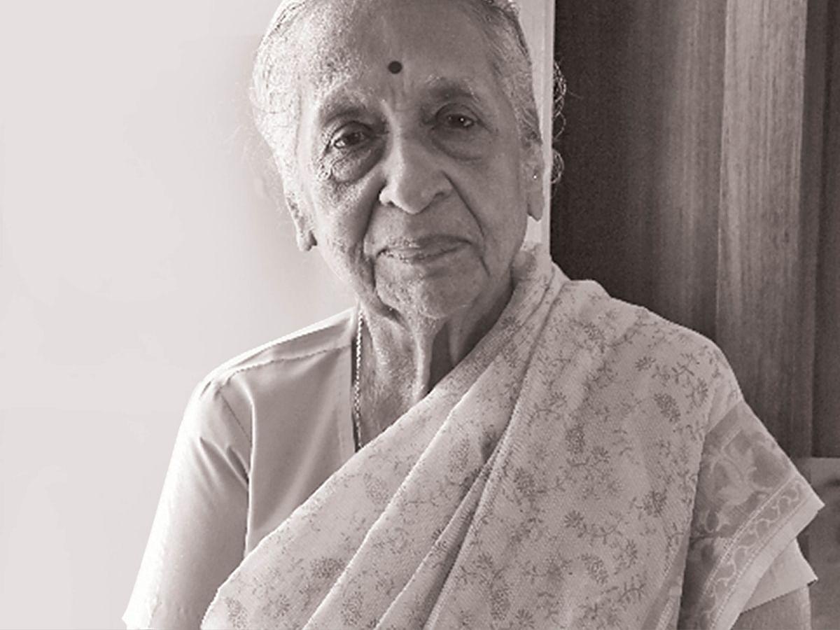 சாந்தா