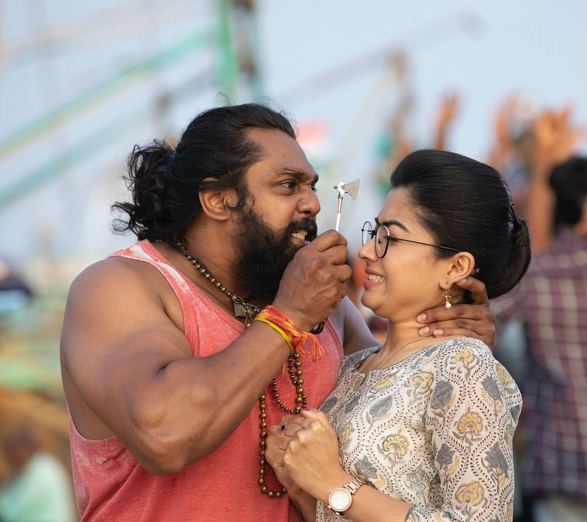 துருவ் சர்ஜா
