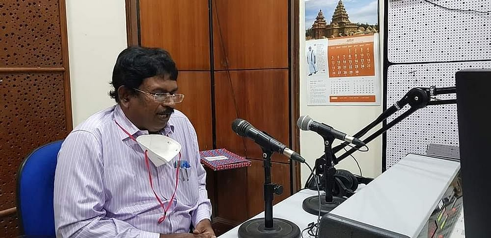 சுகாதாரத்துறை துணை இயக்குநர் போஸ்கோராஜ்