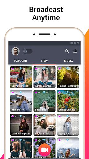 braodcasting apps (Representational Image)
