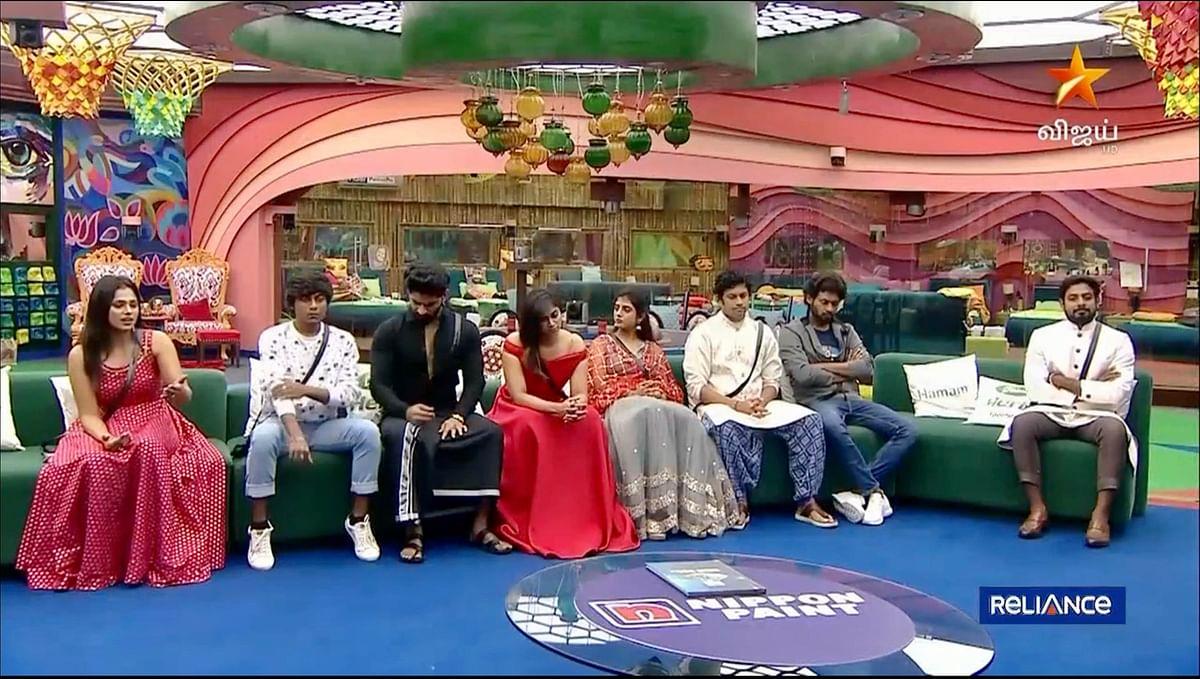 Todays bigg boss tamil season4  promo