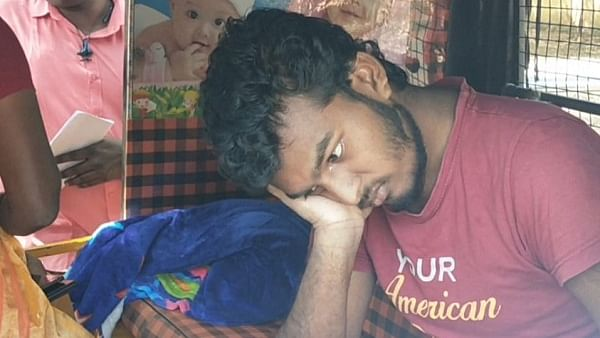 புற்றுநோய் பாதிப்புக்குள்ளான விஷால் சந்தோஷ்குமார்
