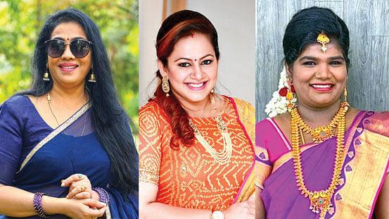 ரேகா, அர்ச்சனா, நிஷா