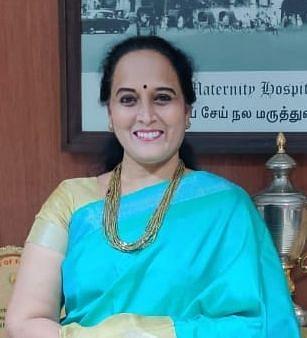 மகப்பேறு மருத்துவர் விஜயா