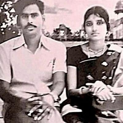 நடராஜன் - சசிகலா