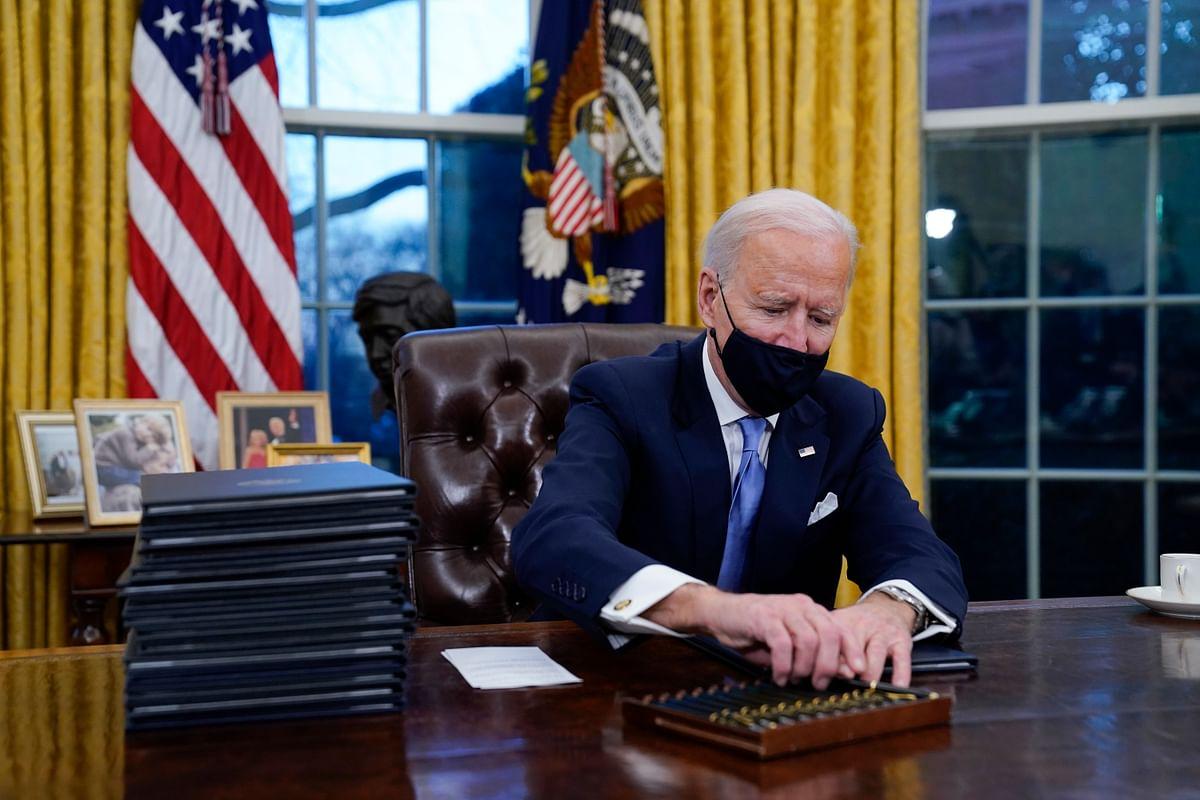 ஜோ பைடன்... ட்ரம்ப்பைப் போலவே பெரும்பணக்காரர்... ஆனால், பழைமைவாதியா? #Biden