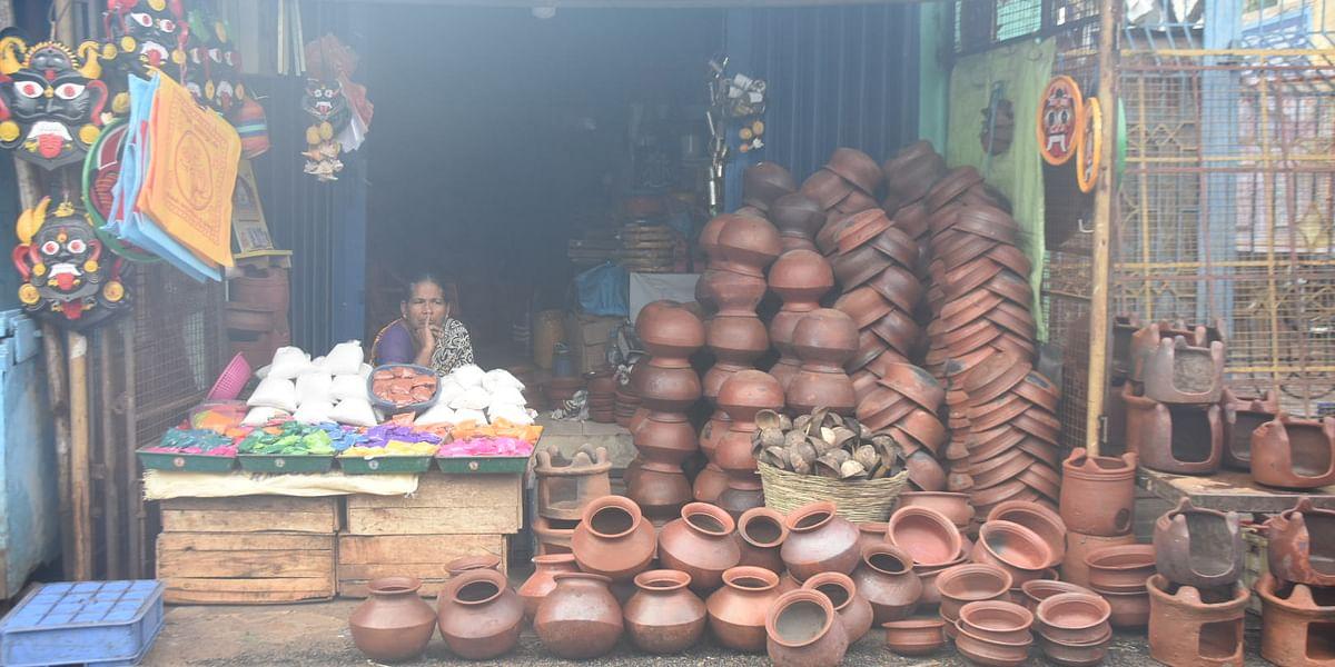 மண்பாண்டத் தொழிலாளர்கள்
