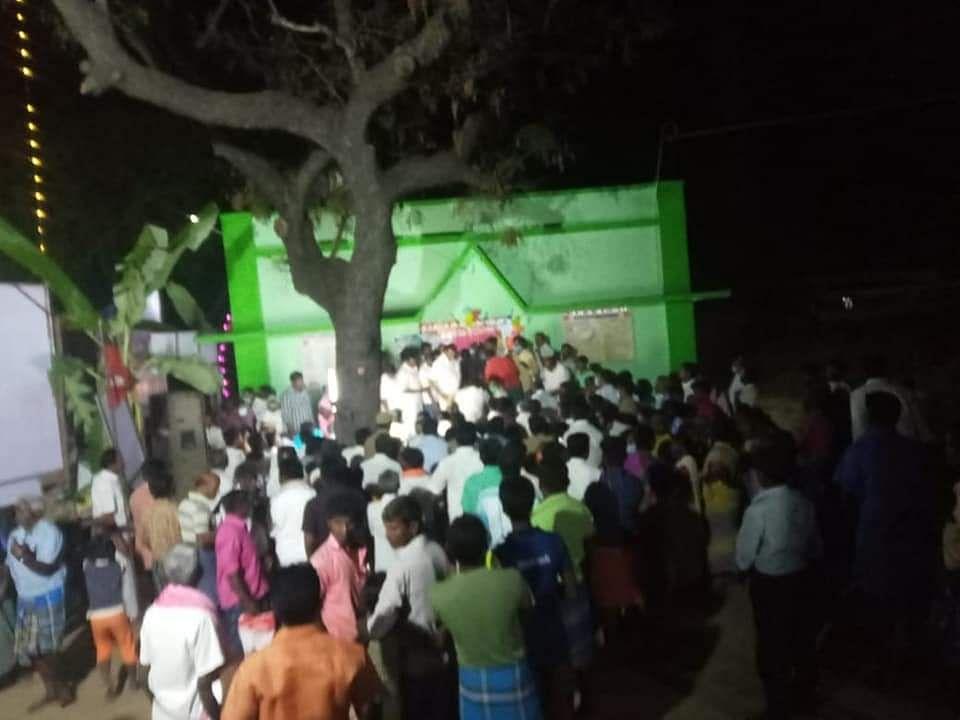 அம்மா கிளினிக் திறப்புவிழா