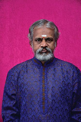 கிருஷ்ணன் பாலாஜி.