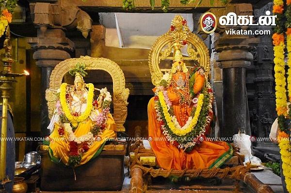 நெல்லையப்பர்-காந்திமதி அம்பாள்