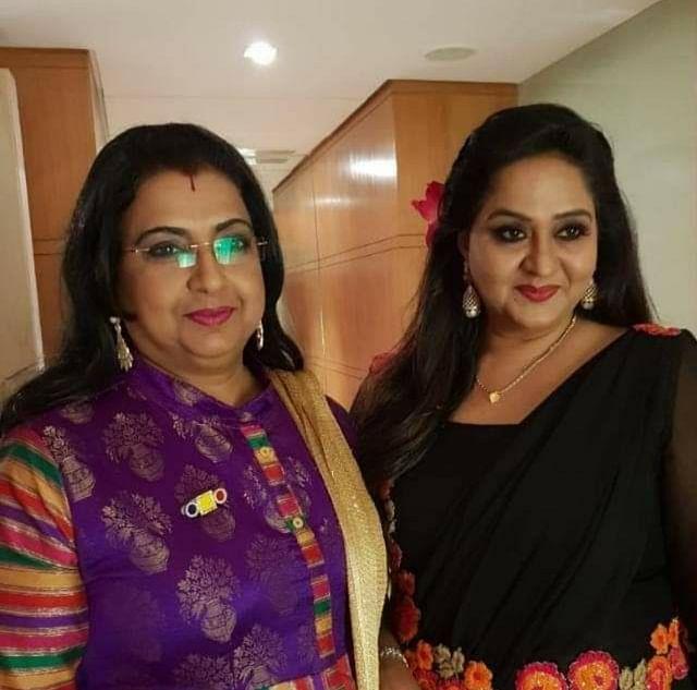 அம்பிகா - ராதா