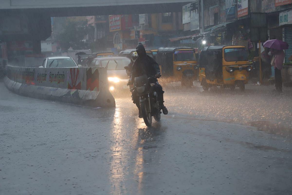 சென்னை கனமழை