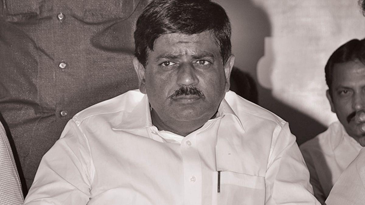 அமைச்சர் கே.ராதாகிருஷ்ணன்