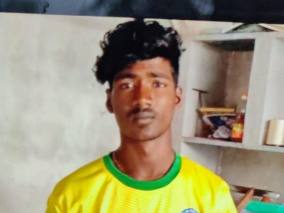 ராமநாதபுரம்: வீடு இடிந்து பலியான இளைஞர் சண்முகராஜ்