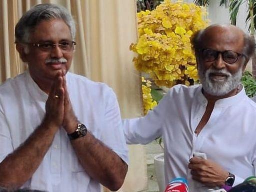 புதிய கட்சி தொடங்கப்போவதாக அர்ஜுனமூர்த்தி அறிவித்திருப்பது பற்றி உங்கள் கருத்து? #VikatanPollResults
