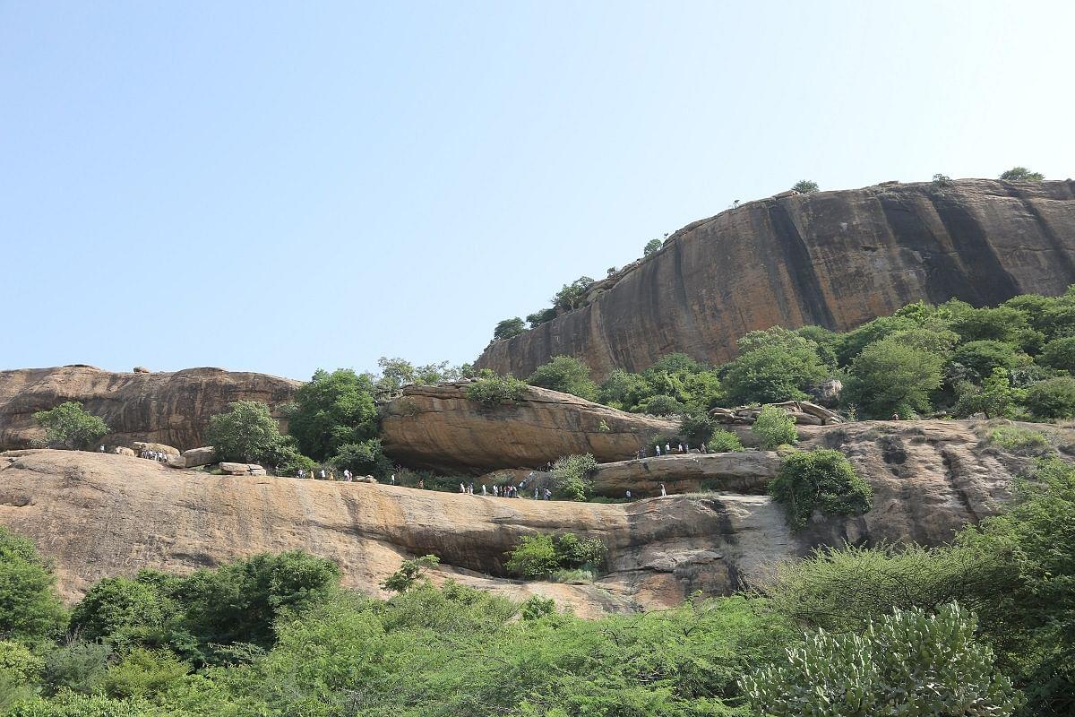 கிடாரிப்பட்டி அழகர்மலை